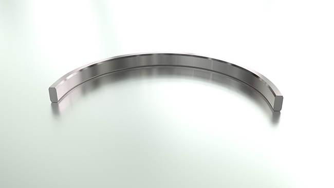 Uszczelka metalowa profilowana KRAJ KRJ OK