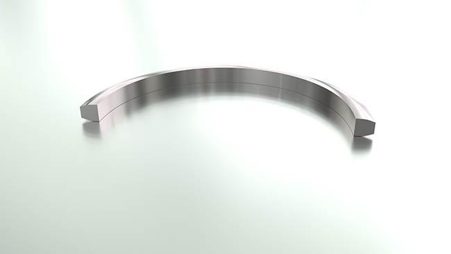 Uszczelka metalowa profilowana KRAJ KRJ SO