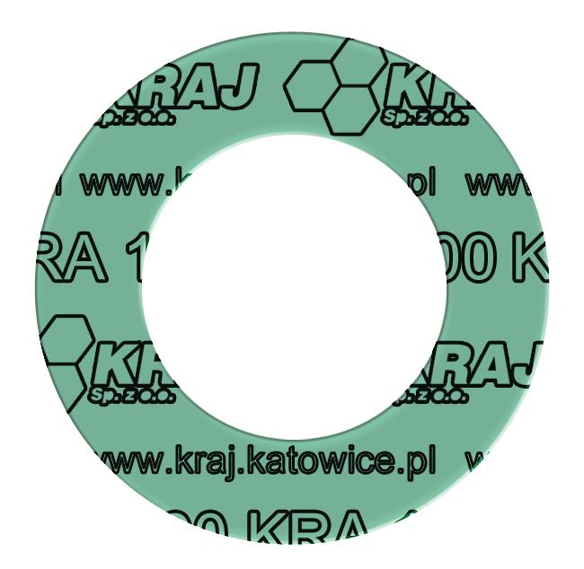 Uszczelka włuknisto-elastomerowa KRAJ KRA 100
