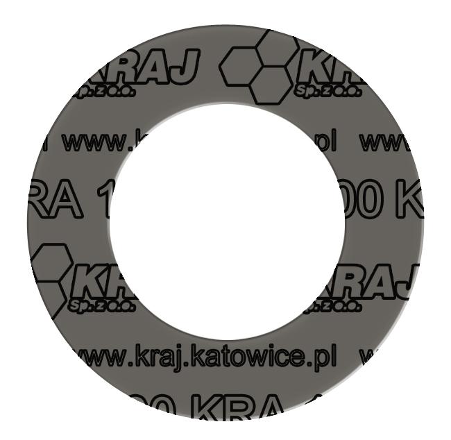 Uszczelka włuknisto-elastomerowa KRAJ KRA 1000