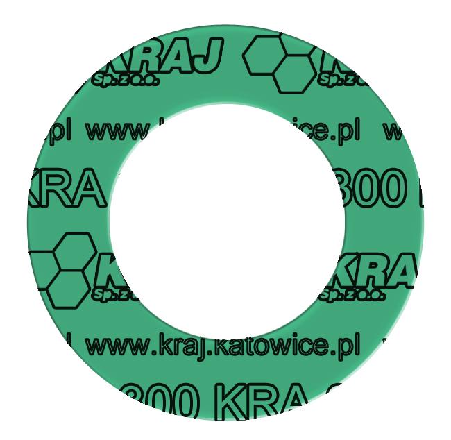 Uszczelka włuknisto-elastomerowa KRAJ KRA 300