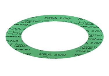 Uszczelki włóknisto-elastomerowe KRA